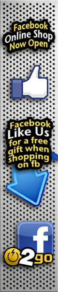 Buy through our Facebook Shop